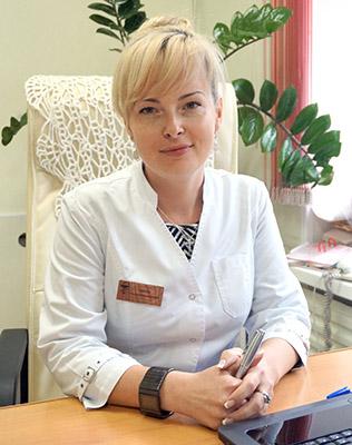 Краевой клинический кожно-венерологический диспансер, Татьяна Онянова