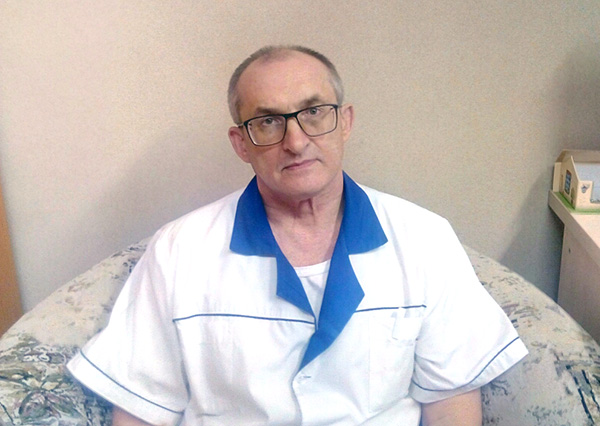 МЦ Здоровье, Юрий Кравцов