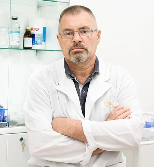 Андрей Григоренко, Варикоз, врач-флеболог, Клиники лазерной хирургии доктора Григоренко