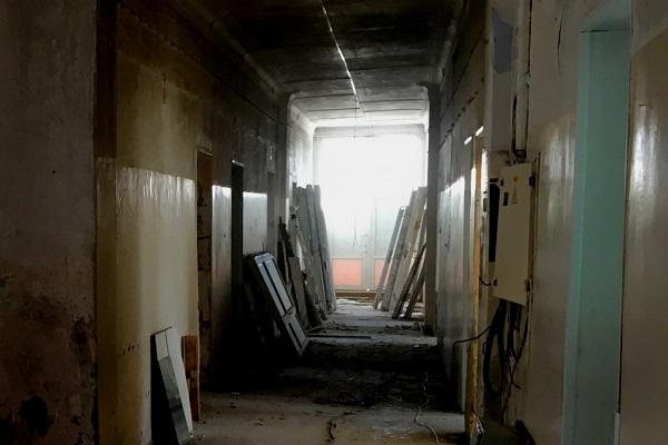 ВКБ №4, Владивостокская клиническая больница №4, Елена Новицкая, модернизация, паллиативная помощь, ремонты