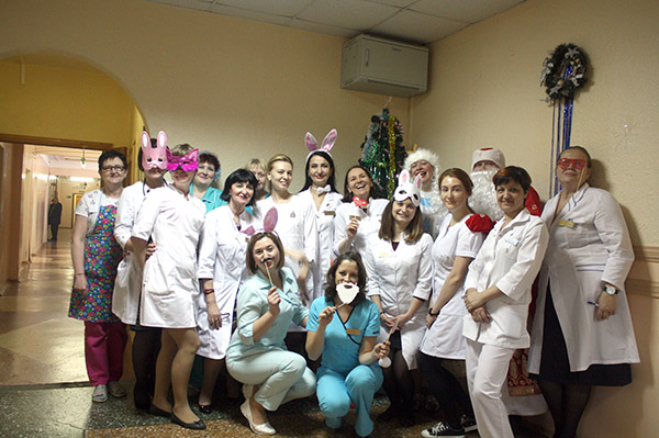 Краевая клиническая больница №2