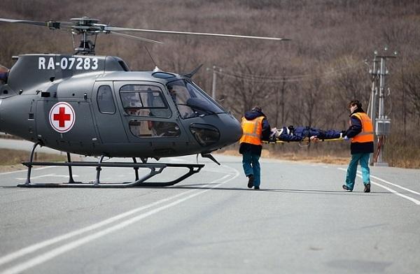 вертолеты, крылатые СМП, санавиация, санитарная авиация