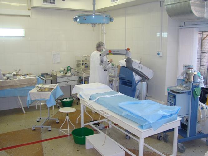 операции на глаза в больнице рыбаков во владивостоке