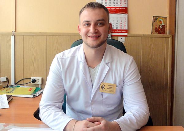 Владивостокская поликлиника №4, Илья Чернышук