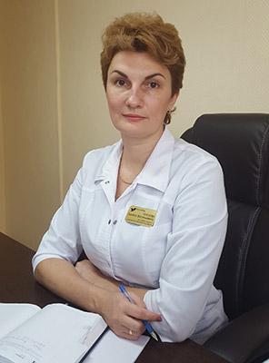 Галина Терехова, Краевой клинический кожно-венерологический диспансер