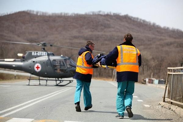 вертолеты, воздушные скорые, крылатые СМП, санавиация, санитарная авиация