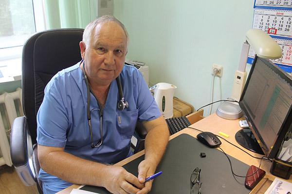 Виктор Егоров, Уссурийская центральная городская больница