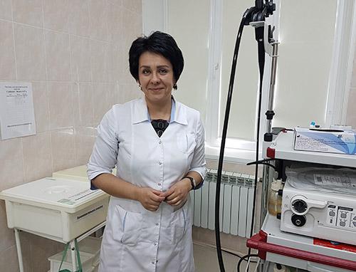 Ирина Морозова, Медсестры Приморского края, Хасанская центральная районная больница