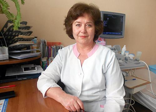 Анучинская центральная районная больница, Елена Хома
