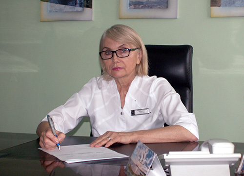 Надежда Калиниченко, Стоматология Приморья, Стоматология Сона