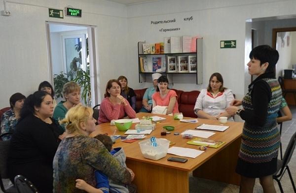дети-инвалиды, Лилия Лаврентьева, ресурсный центр