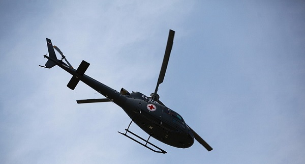 вертолеты, санавиация