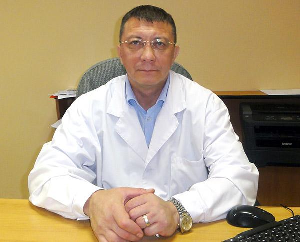 Вячеслав Варушичев, Краевой наркологический диспансер