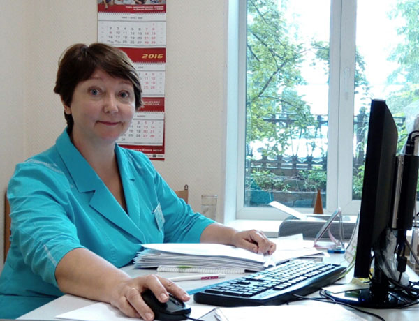 Валерия Орлова, Владивостокская поликлиника №1