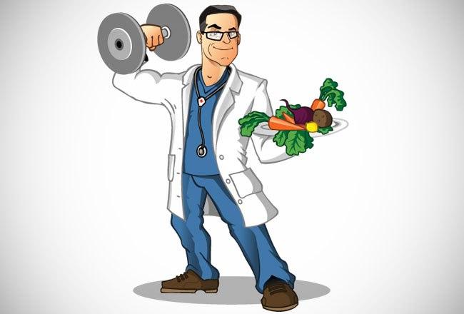врач по спортивной медицине
