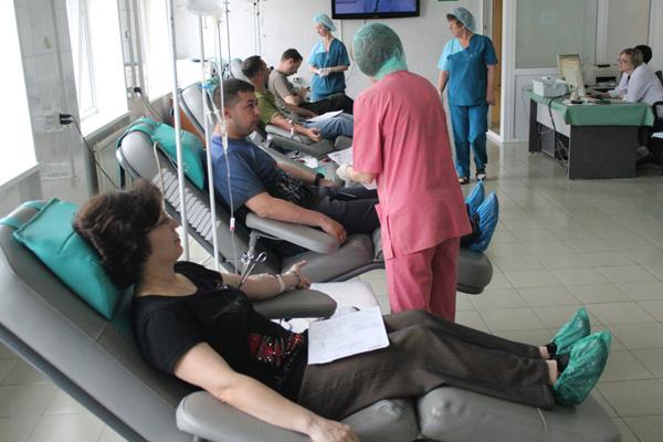 донорская акция, Донорство, доноры, Краевая станция переливания крови, Служба крови