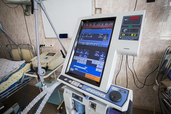 Валерий Приходько, Госпиталь для ветеранов войн, модернизация, новое оборудование