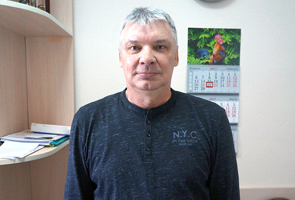 Игорь Михайлов, Краевой наркологический диспансер