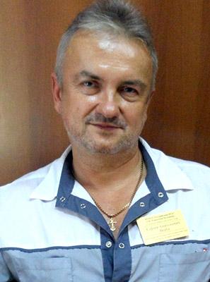 Сергей Березников, Сергей Верба, Уссурийская центральная городская больница
