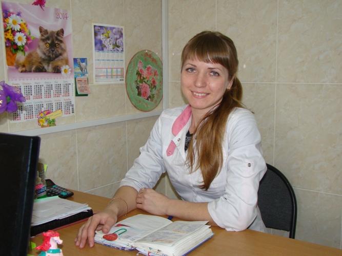 Татьяна Антонова, Черниговская ЦРБ