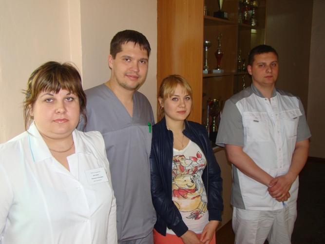 Светлана Забудская, Спасская городская больница