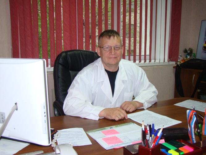 Олег Быков, Черниговская ЦРБ