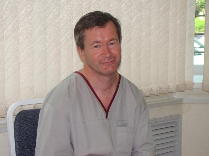 Андрей Крылов, Арсеньевская городская больница