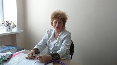 Людмила Чамата, Олег Быков, Светлана Тихонова, Черниговская ЦРБ, Юлия Безделева