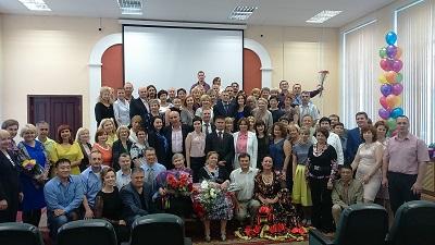 Встреча выпускников ТГМУ