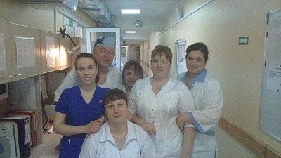 Александр Шахманов, Владивостокская клиническая больница №2, Тысячекоечная