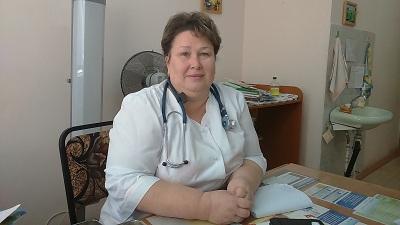 Сибирцево, Татьяна Тарасенко, Черниговская ЦРБ