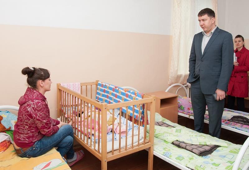 Детские поликлиника 1 в коврове