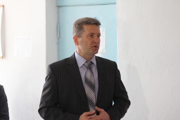 Дмитрий Извеков, Яковлевская центральная районная больница