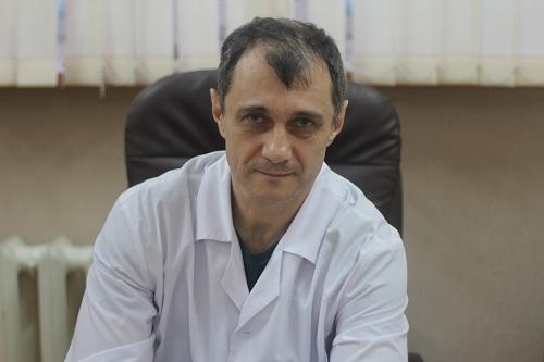 Дмитрий Новиков, Приморская краевая клиническая больница №1