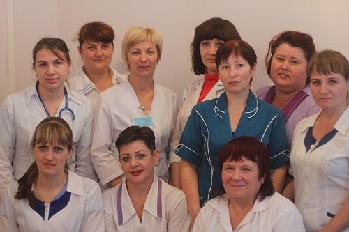 Арсеньевская городская больница, Ольга Андрушко