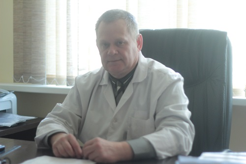 Виктор Прудников, Дальнегорская центральная городская больница