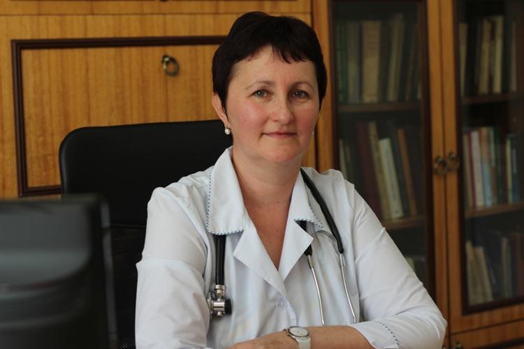 Спасская городская больница, Татьяна Кожедуб