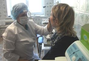 Находкинская городская больница, оториноларинголог