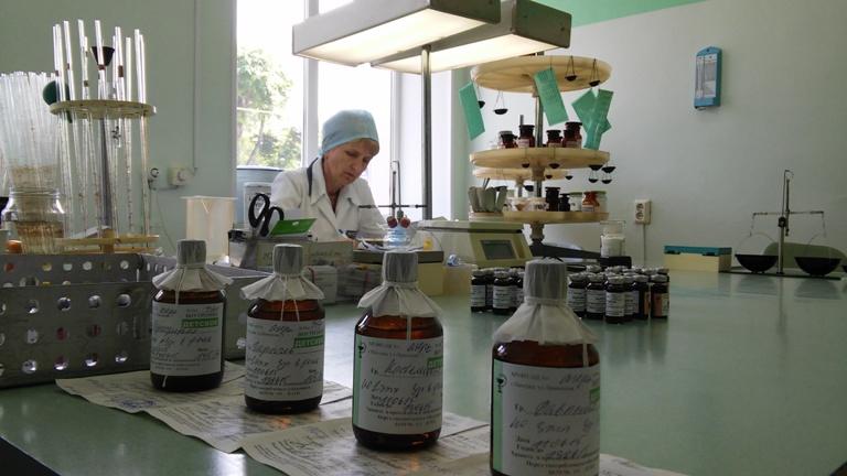производственная аптека