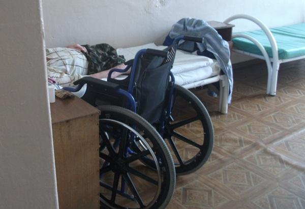 Находкинская городская больница, отделение сестринского ухода, пос. Южно-Морской