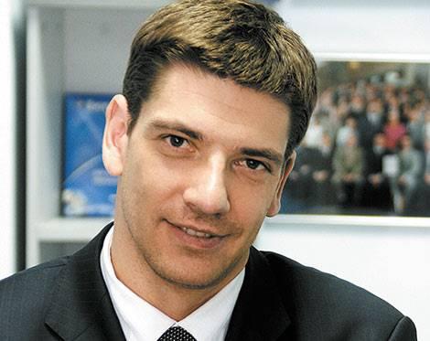 Сергей Мезенин,территориальный директор ОАО «СОГАЗ» по ДФО
