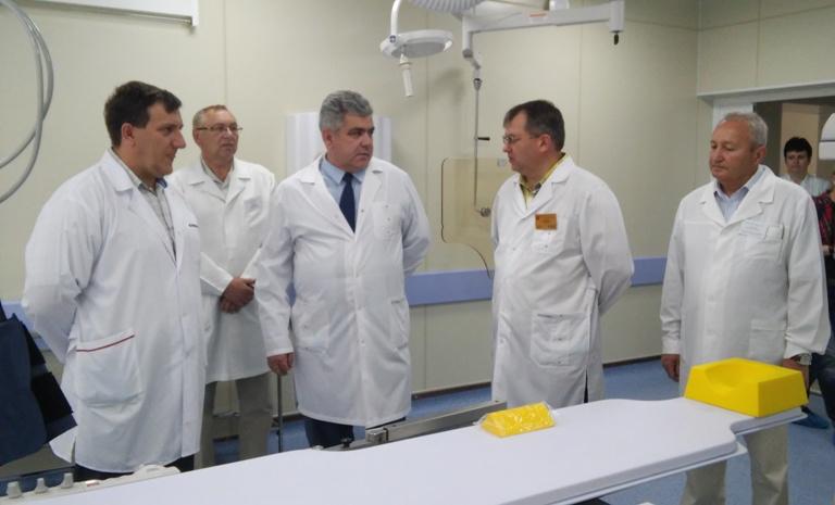 ангиограф, Андрей Кузьмин, Находкинская городская больница, ремонт