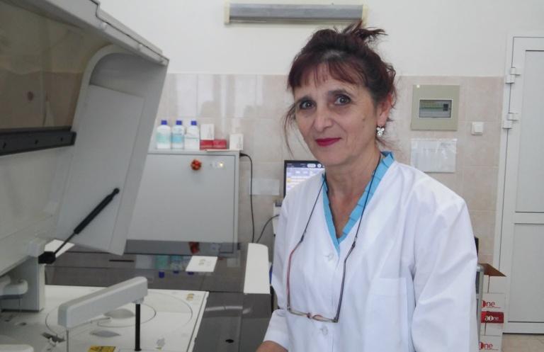лаборатория, Находкинская городская больница