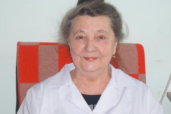 владивостокская клиническая больница №1, Людмила Афанасьева