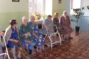 Россиян с тяжелыми заболеваниями не пустят в дома престарелых