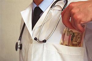 В Уголовный кодекс могут добавить статью для врачей-взяточников