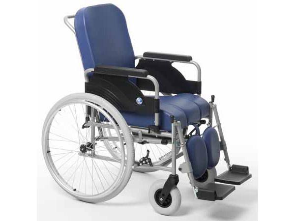 Инвалиды получат «президентские» кресла