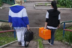 Станция скорой медицинской помощи г. Владивостока