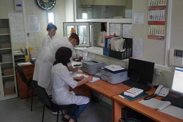 Владивостокская клиническая больница №4