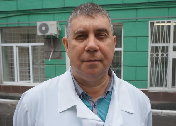 Краевая клиническая психиатрическая больница, Максим Артамонов